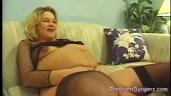 gets gwen pregnant ben She screams for too big cock