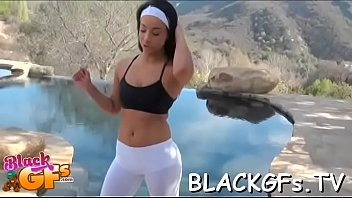 prison gals black in Piss panties in mouth femdom