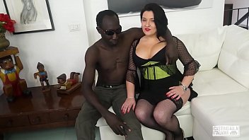 interracial backstage anal Uk barback tranny