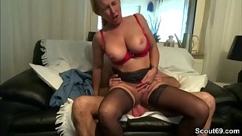 mutter jung fickt Me playing my thick dick 46