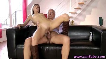 cumshot amateur real gets a hoe gloryhole Asian massuse bound and forced over table