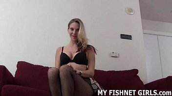 clothes teasing cock over Fuke sister with closed eyes