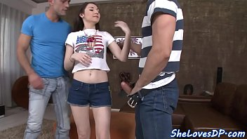 babe cameron facialized chesty gets dee Brendy love fuking movies