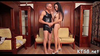older shemale by fucked man Asain cock hold