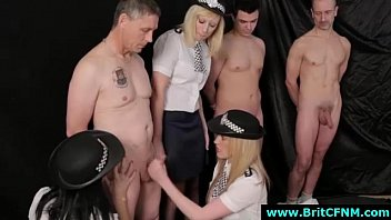 lesson a hard gives cop prisoner gay Cheating step mom michelle lay