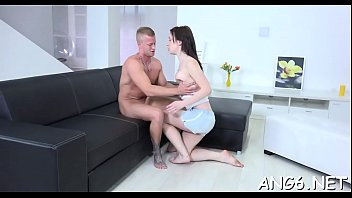 nicelooking dudes is hottie engulfing third leg Husband restrained to watch his wife fuck 21