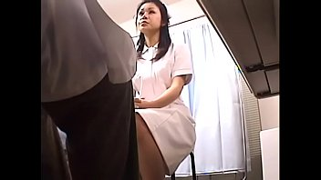 wife japanese nurse Mature lady from behind