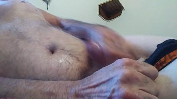 cum till out jerking Voyeur shower couple 3