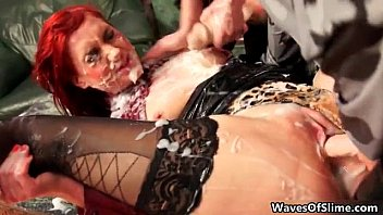 redhead pussy her fucked babe bushy in Amatuer wife says this is big