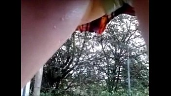 hole panties in fucked through Grave mi primer anal