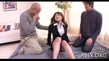 asian anal trio Nicky reed big cock