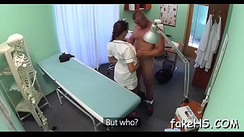 doctor pron gay jandjob chack Japanese front of husband