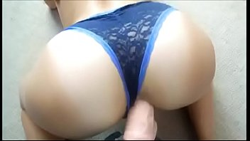 panties fucked men with getting strapon in In love with boss