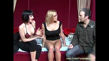 teaches mom threesome Trista lace gangbang