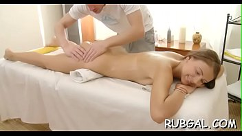 real massage nurse When guy comes girl sits on for creampie3