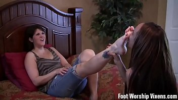 feet worship reality Maid flashing dick latest 3gp
