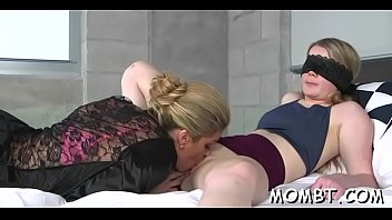 couple young milf teaching Old ladies playing with young chicks and reacing orgasm