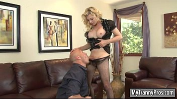 blond striping boob big Sex with dyke7