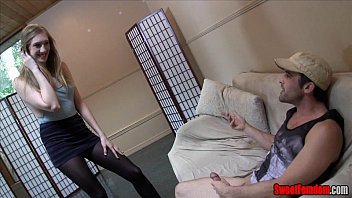 cei joi leather10 Asian office pet pleasured
