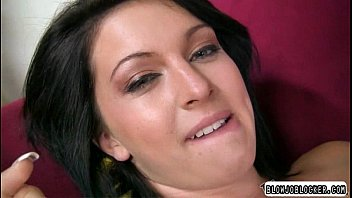 2 her cum compilation mouth in Teen struggles as the dick is too big