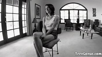 tits gigant natural Old perv fucks young babe as milf naked brunette mom watches