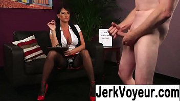 my guy on jerks stockings wife Can you smell what he is sucking during their erotic wrestling