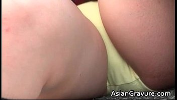 schoolgirl japanese lesbian uncensored Amazing pair of ass on brown beauty