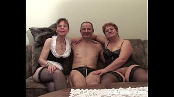 public two threesome in eurobabes busty German sex objects