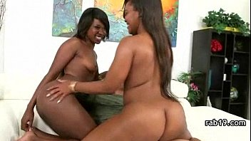 hd ebony babe solo Threesome saggy tits rimming