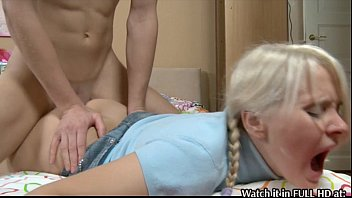 gets two by fucked student guys Rade incest daughter