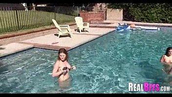 2016 blowjob pool party video homemade Tied to bed face down