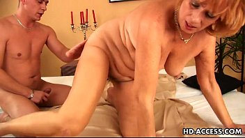 fucked to max Vintage busty dressed teaser