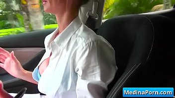 gets wife work fuck hasband japanese at Aiden ashley machin
