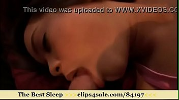 sleep blowjob mom Cum on her face while shes unaware