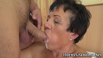 hot gets lady slutted spanish Teen using moms toys