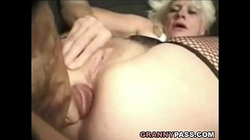 granny mom anal son nasty Interracial wife forced