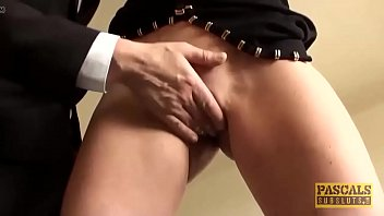 cum lawyers swallow guys Leather catsuit booty tease