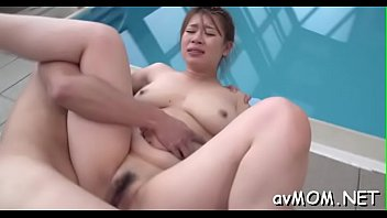 dude gets a by asian punished cutie Que nalgotas no mames