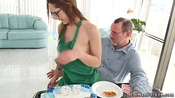 pussy on dick creams Aunt and nephiw