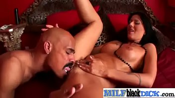black balls thick sexy deep takes cock babe long Snowball queening in face
