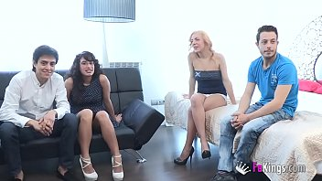 lingerie party latex penthouse Step and son hd
