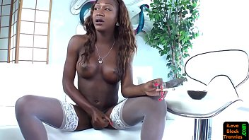 black gay swallow6 forced Amateur beauty brunette anal toying on cam